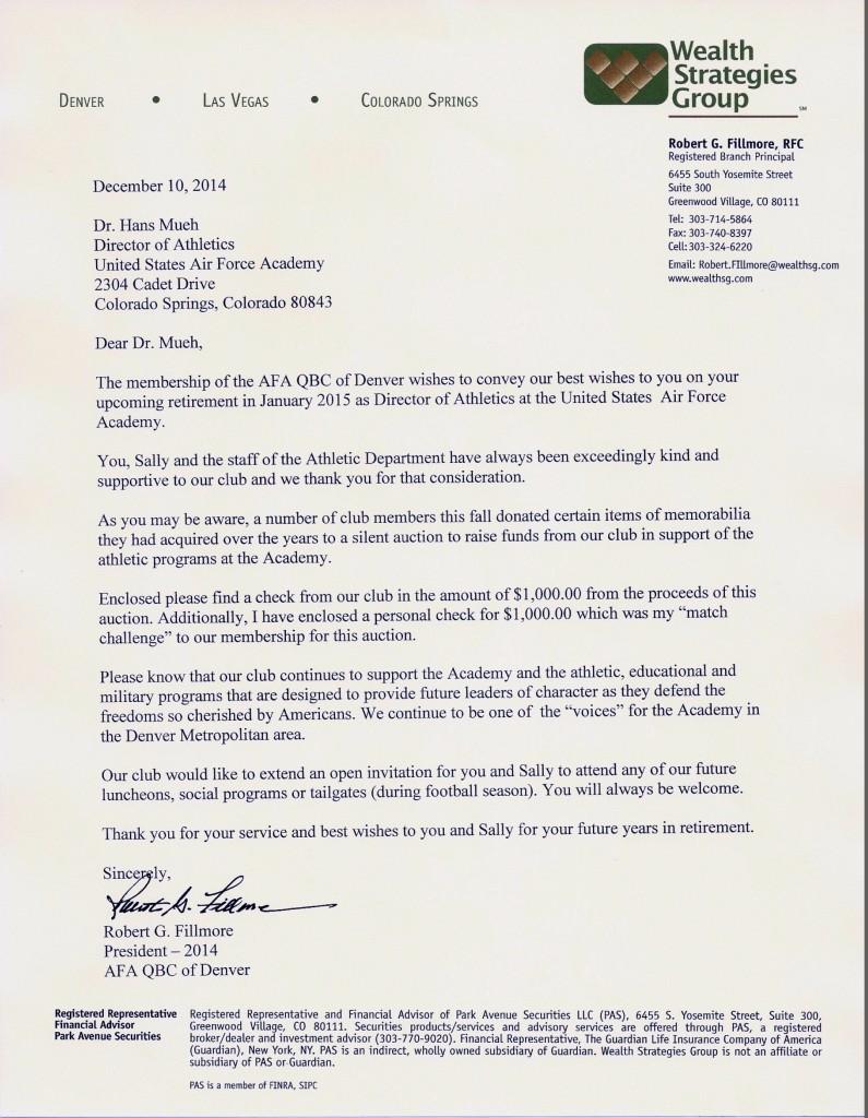 20141210 Donation Letter
